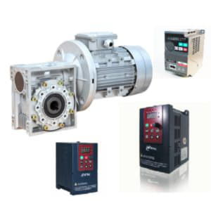 мотор редуктор частотный преобразователь
